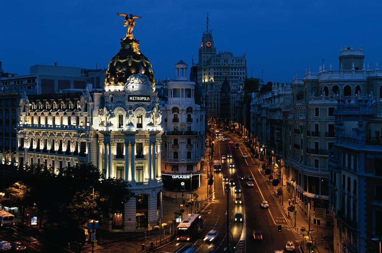 Gran Vía-Alcalá