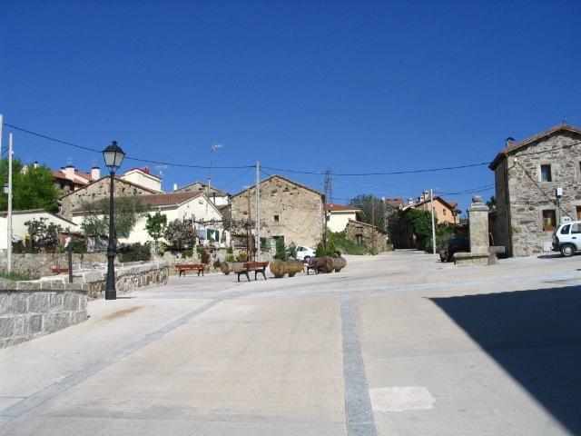 Camino de Robledillo de la Jara-Cervera de Buitrago