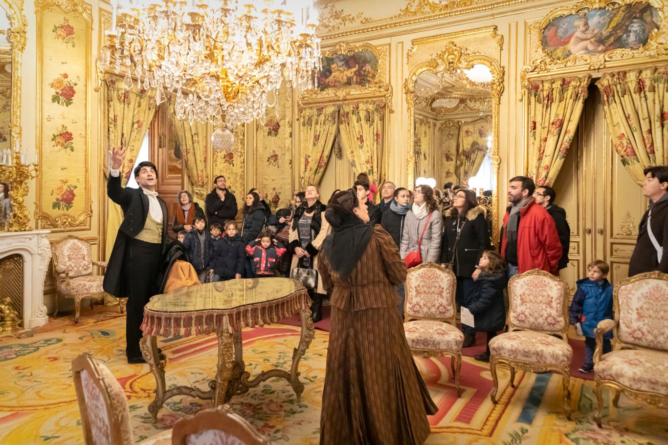 Bienvenidos a Palacio 2019