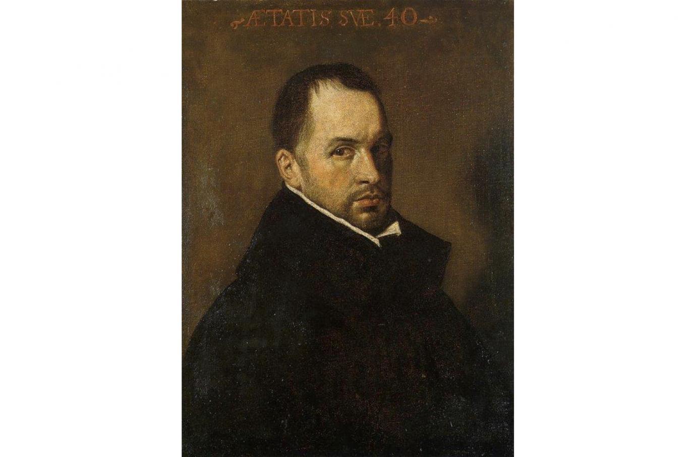 Retrato de un clérigo, Diego Velázquez