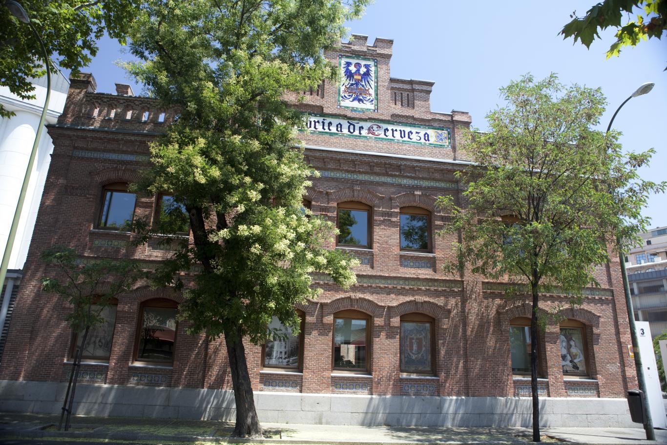 Edificio Depósito Legal - Complejo El Águila