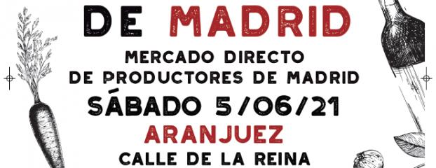 La Despensa de Madrid en Aranjuez