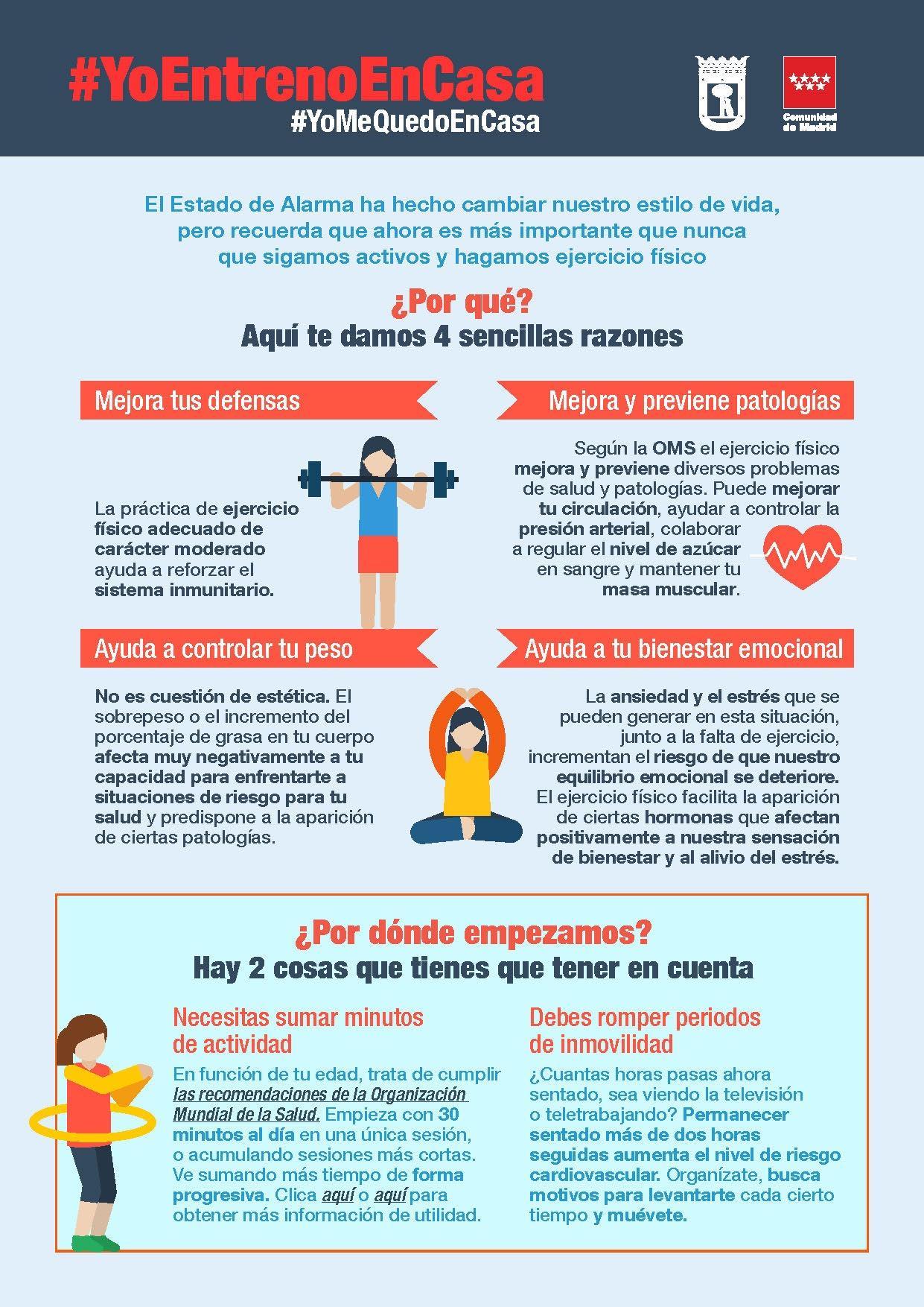 cuales son los beneficios de hacer ejercicio fisico
