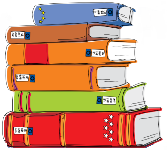 Libros Centro de Documentación Europea