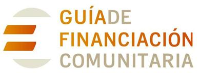 Web Guía de Financiación Comunitaria