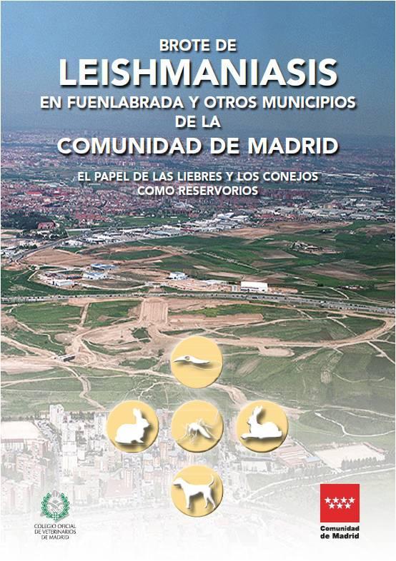 Portada de la publicación Brote de leishmaniasis en Fuenlabrada y otros municipios de la Comunidad de Madrid: el papel de las liebres y los conejos como reservorios
