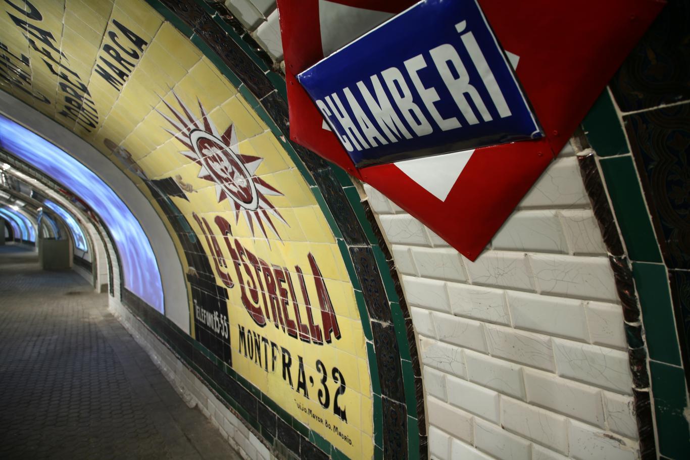 Estación de Chamberí II