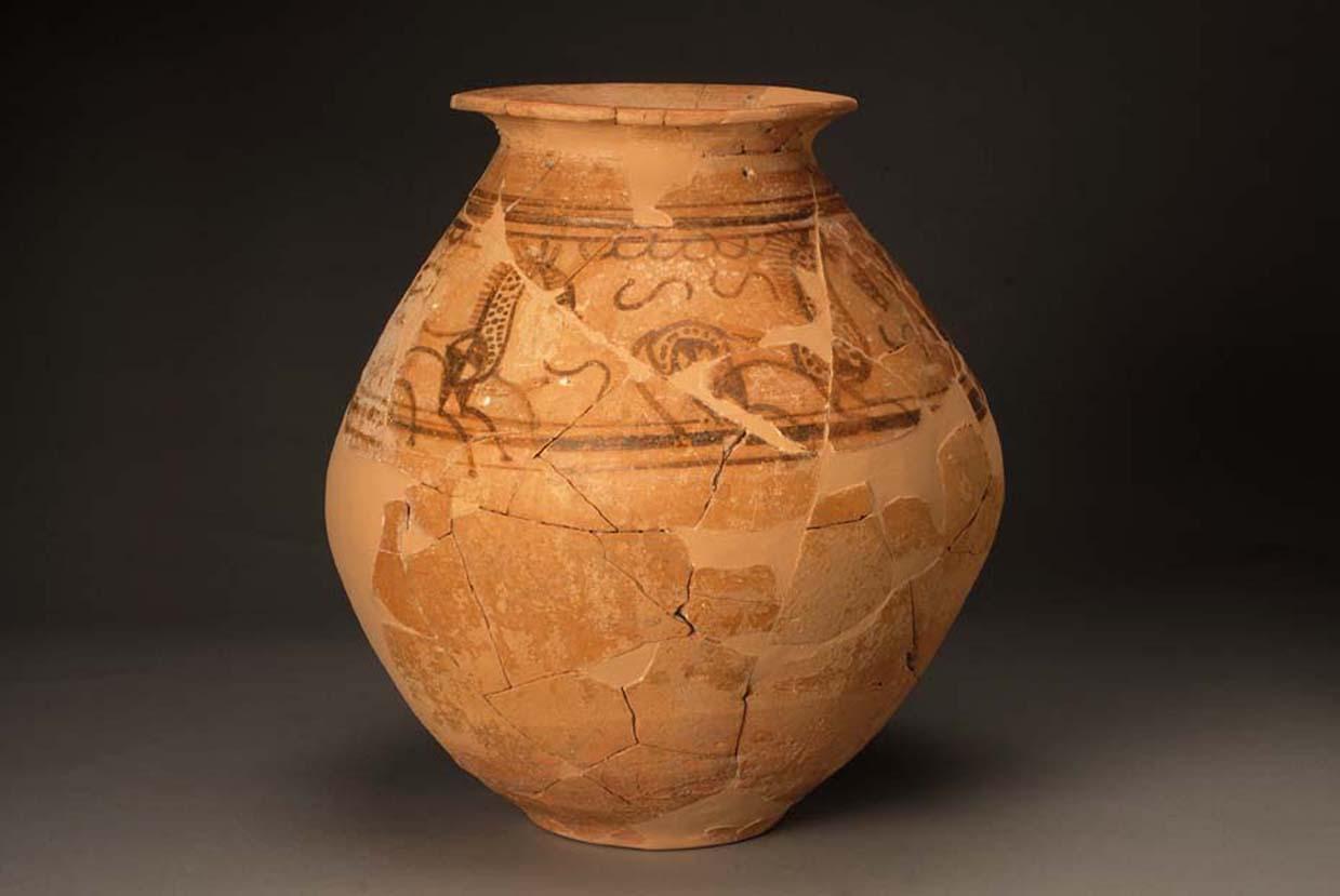 Imagen de vaso de los Caballos en El Llano de la Horca Santorcaz