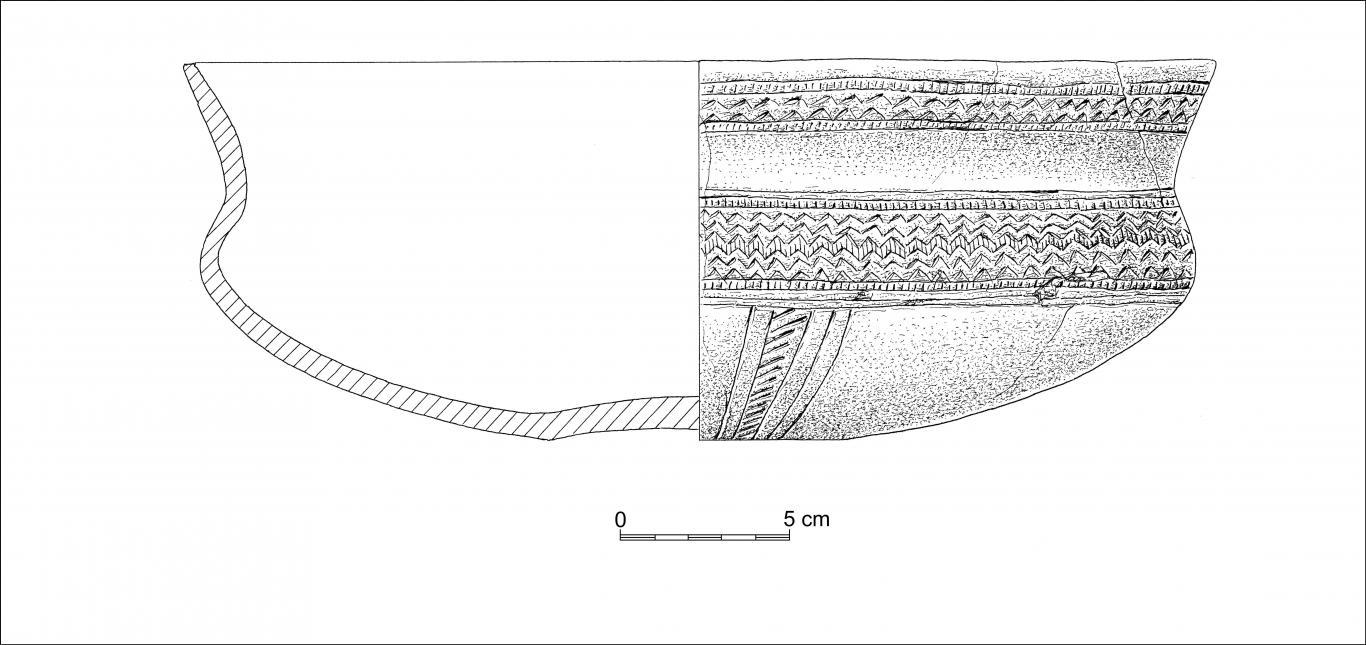 Imagen de Cazuelillas campaniformes de estilo Puntillado geométrico de Humanejos