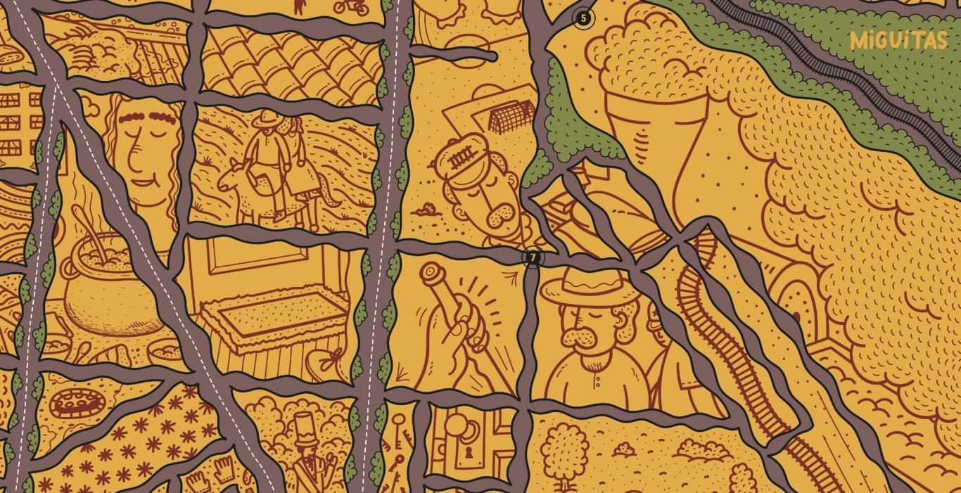 Mapa Obrero