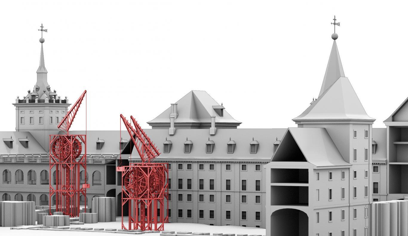 Exposición El ingenio al servicio del poder Los códices de Leonardo da Vinci en la corte de los Austrias