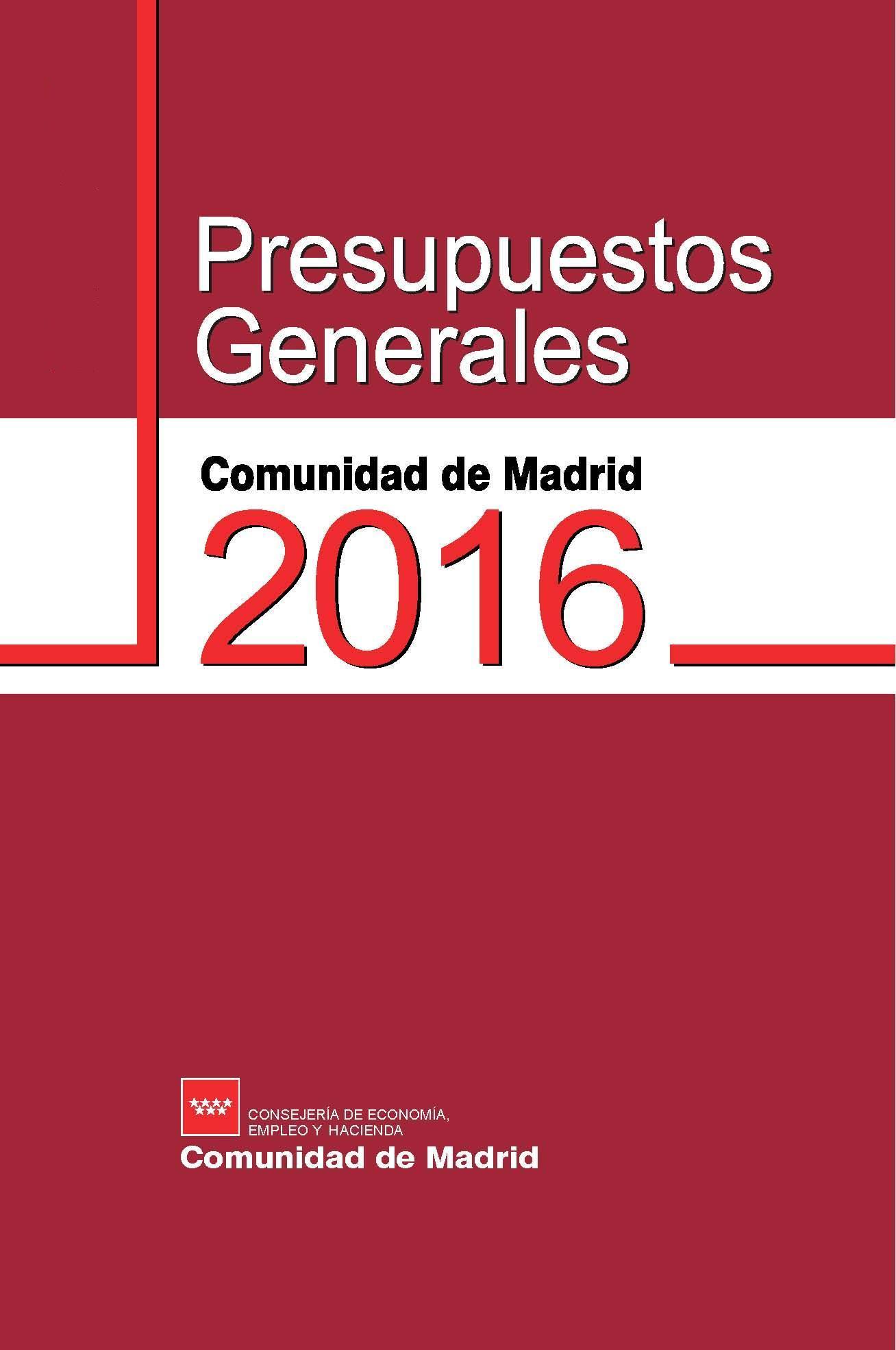 Presupuestos 2016