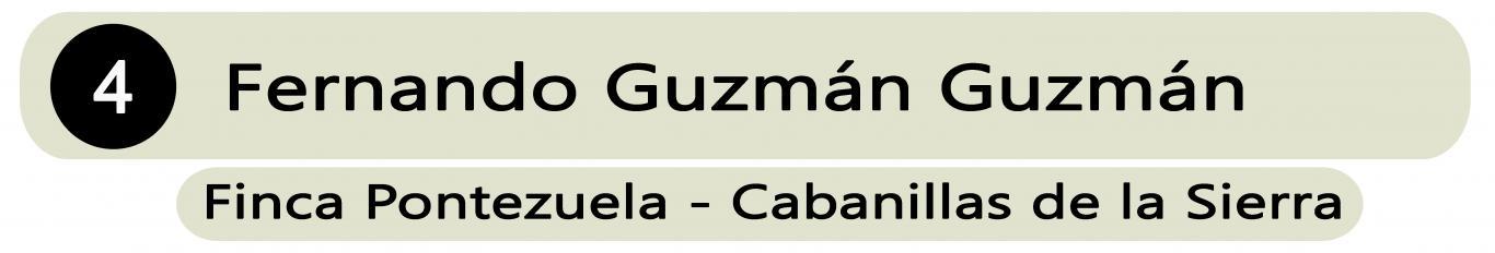 Ganadería Fernando Guzmán Guzmán