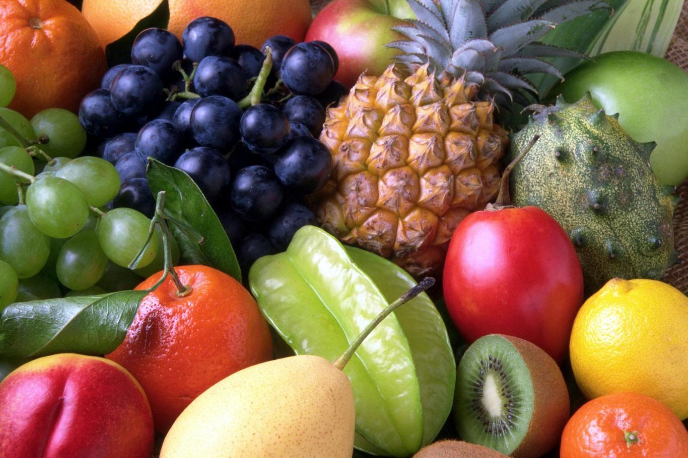 Varias frutas