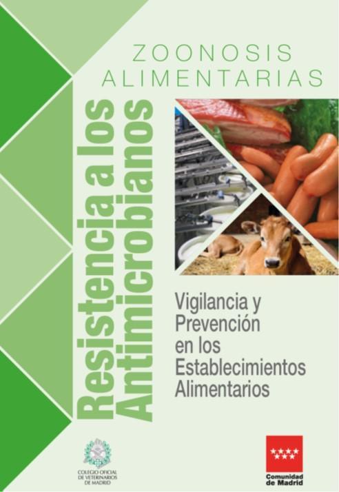 portada del folleto de resistencias antimicrobianas
