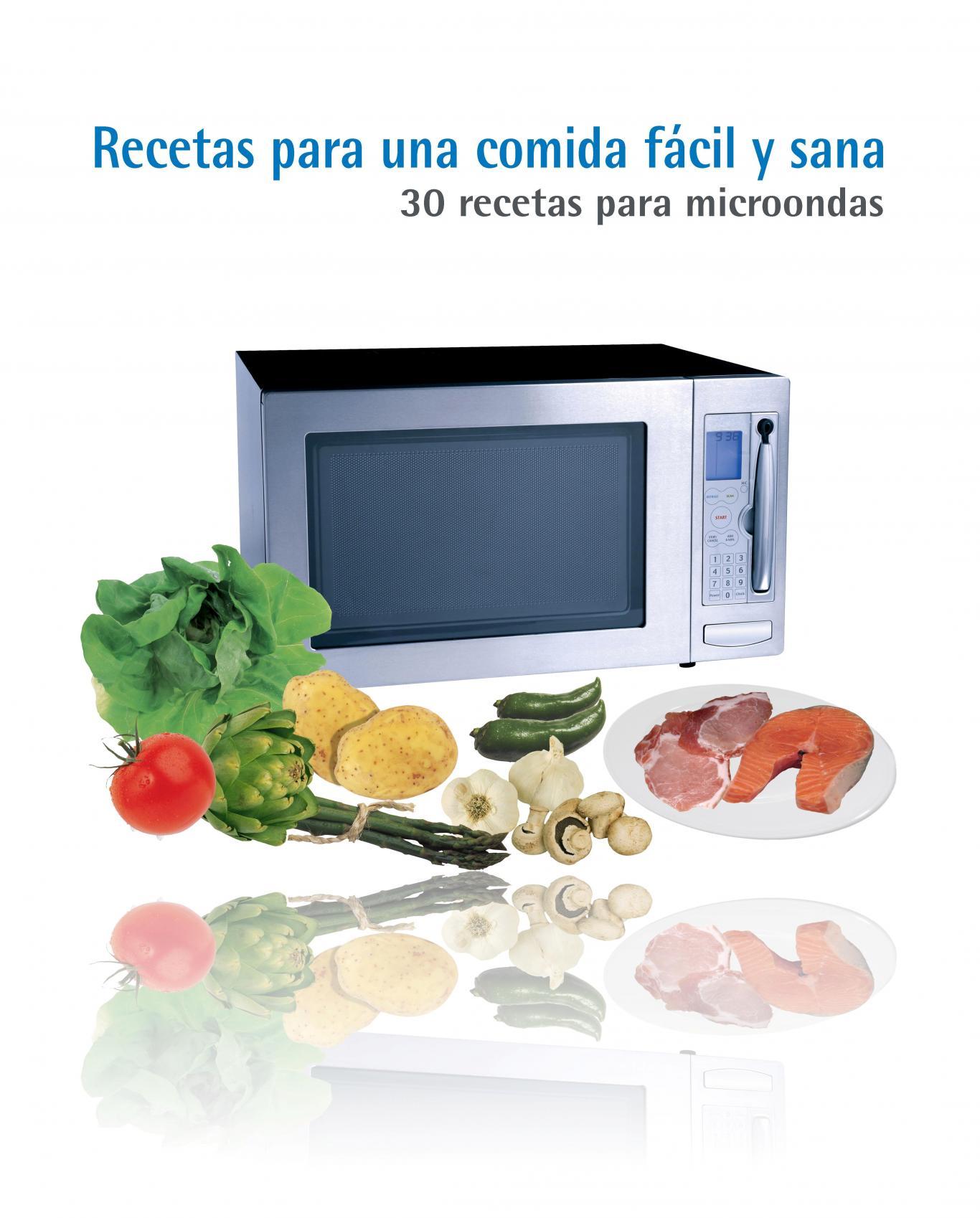 Recetas para una comida fácil y sana
