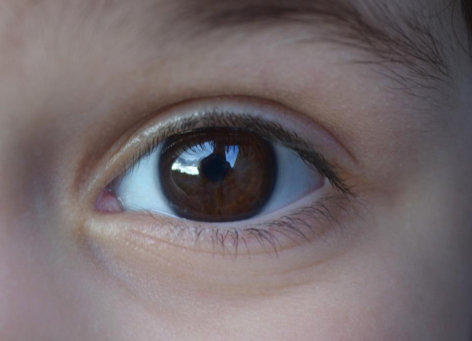 ojo niño