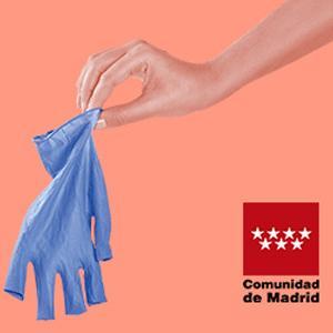 Residuos guantes