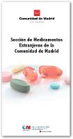 imagen de la portada del díptico de medicamentos extranjeros