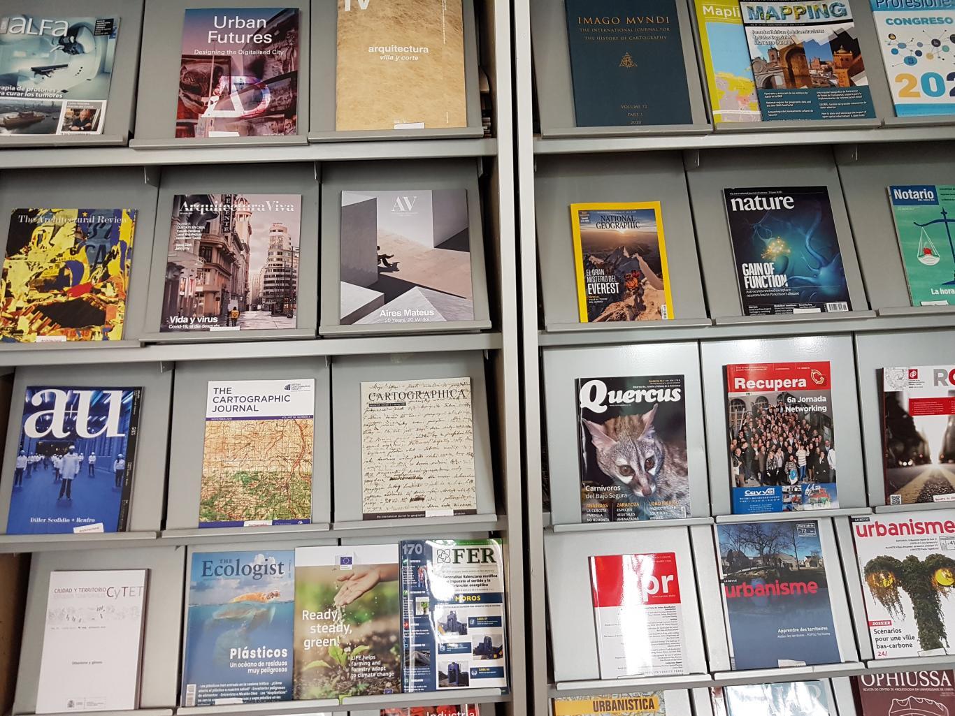Hemeroteca Centro de Documentación