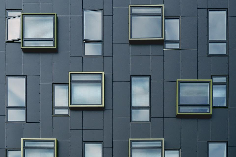 Imagen de la fachada de un edificio