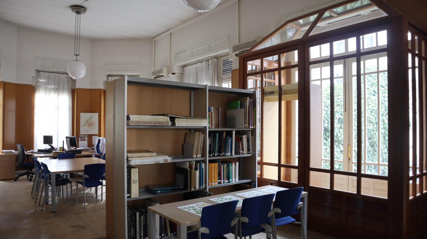 Cartoteca Centro de Documentación