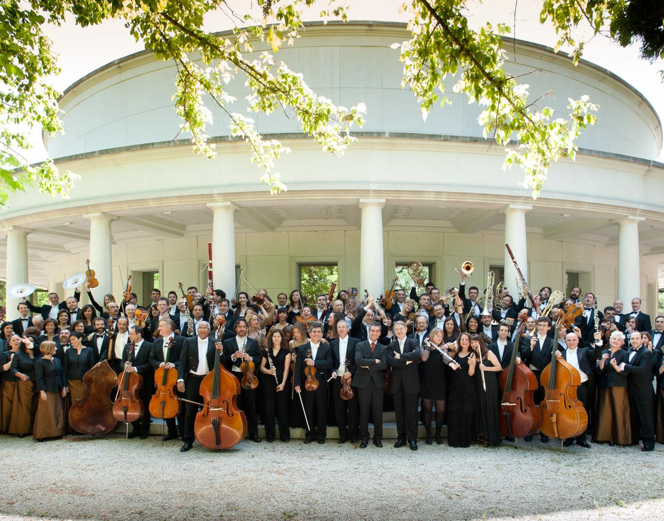 Orquesta y Coro de la Comunidad de Madrid
