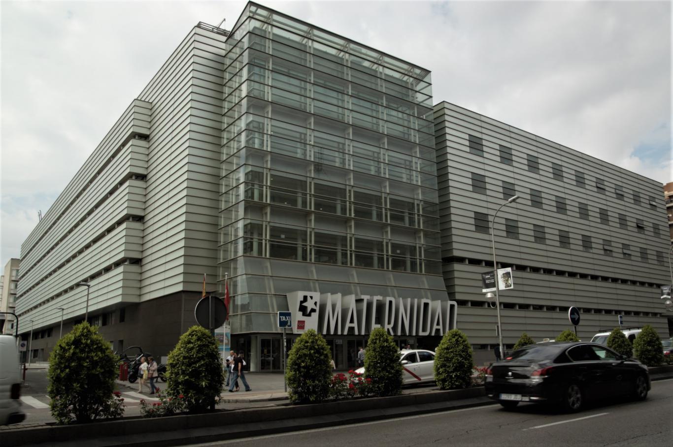 Hospital Materno-Infantil, Madrid