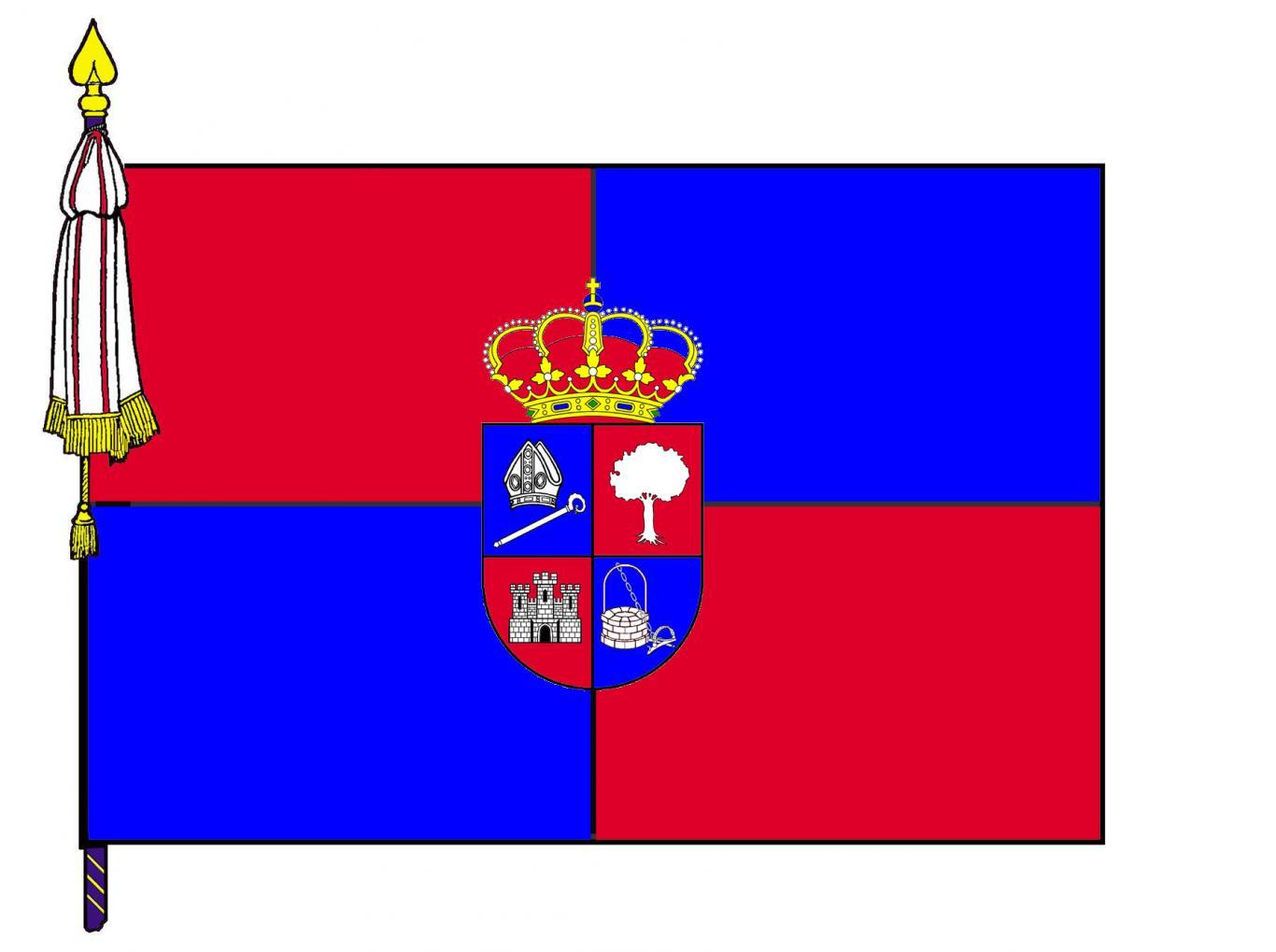 bandera Santorcaz