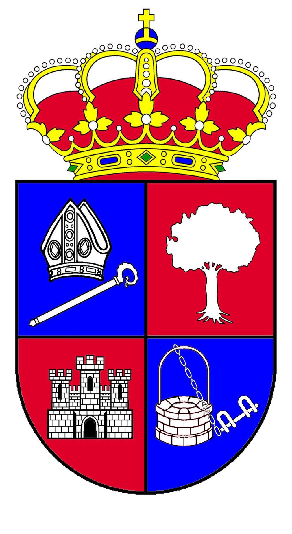 escudo Santorcaz.