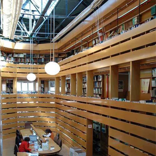 Biblioteca del Centro de Documentación