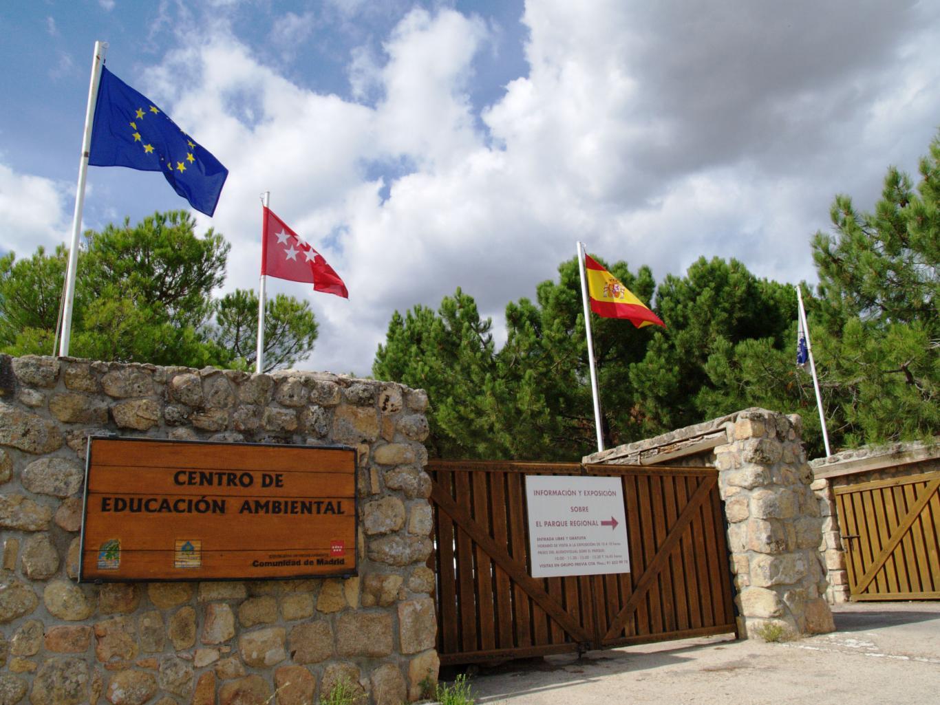 Centro de educación ambiental Manzanares