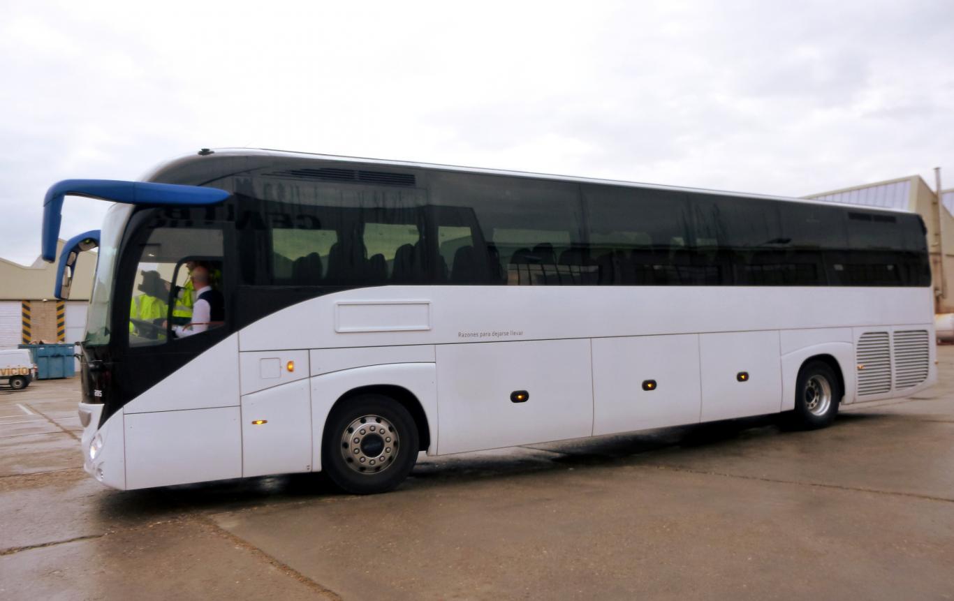 Autobús Blanco