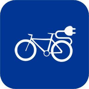 Imagen de una bicicleta eléctrica
