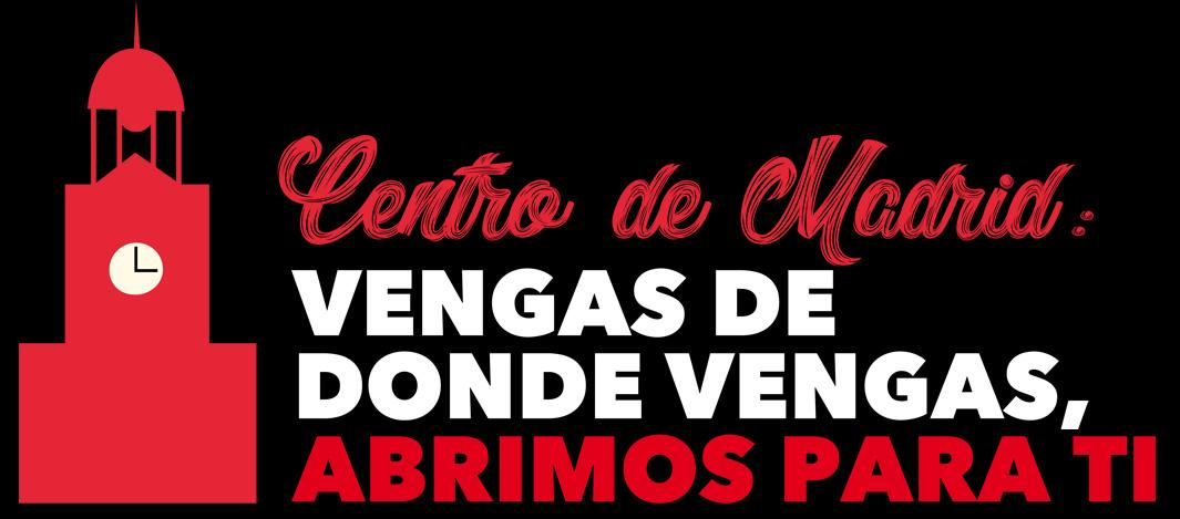 """Campaña Promoción Comercio """"Ven al Centro de Madrid"""""""
