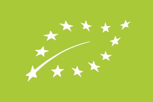 Logo producción ecológica en la Unión Europea
