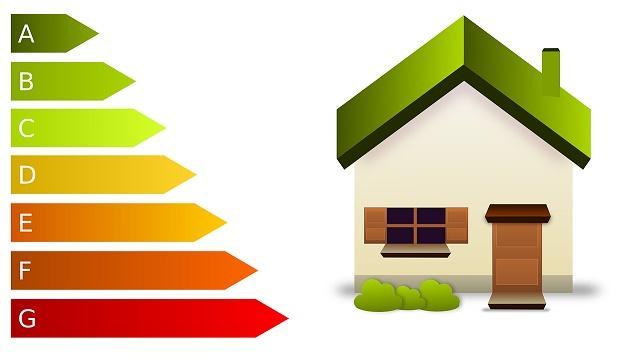 Imagen del emblema de eficiencia energética