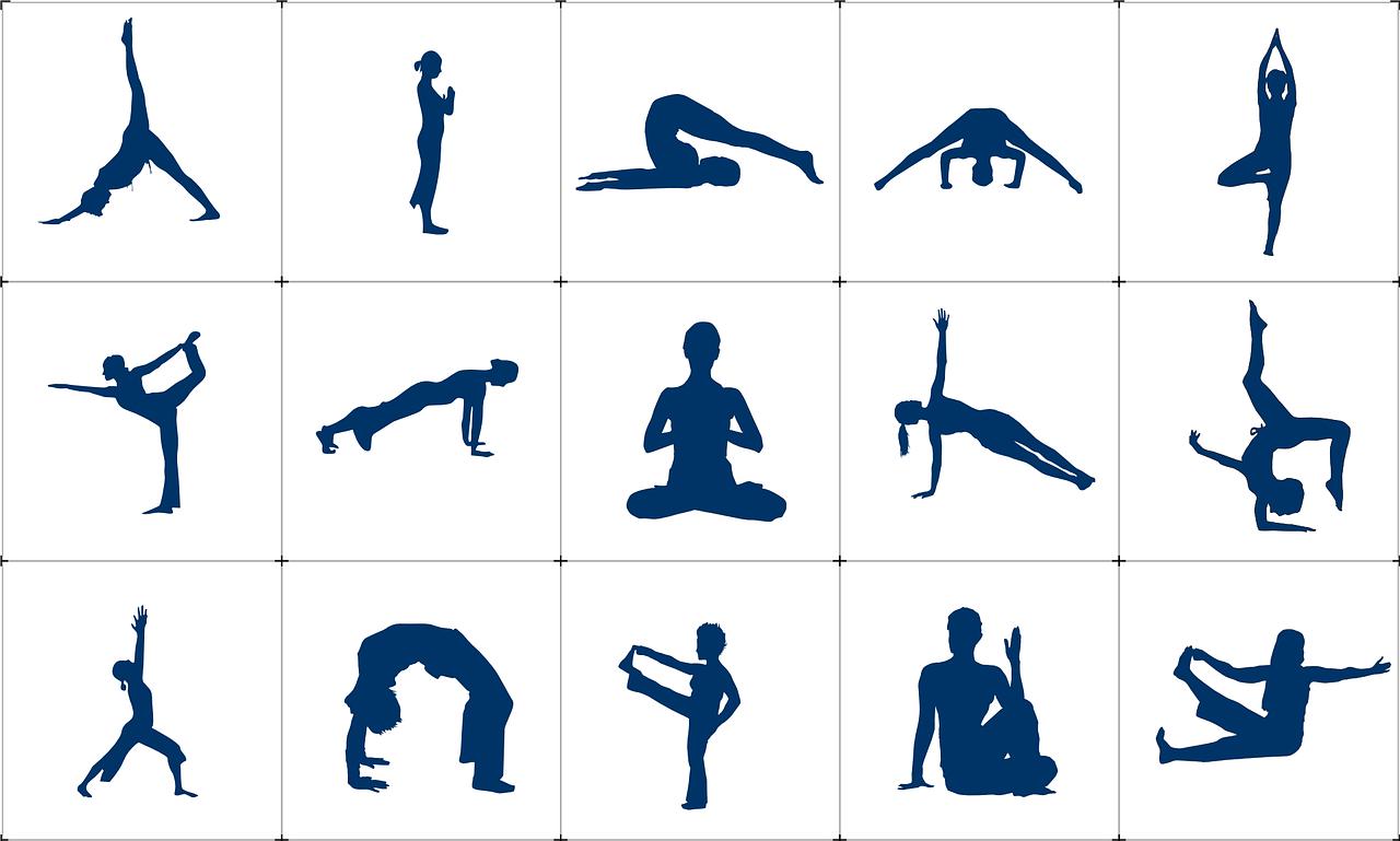 Tabla de yoga