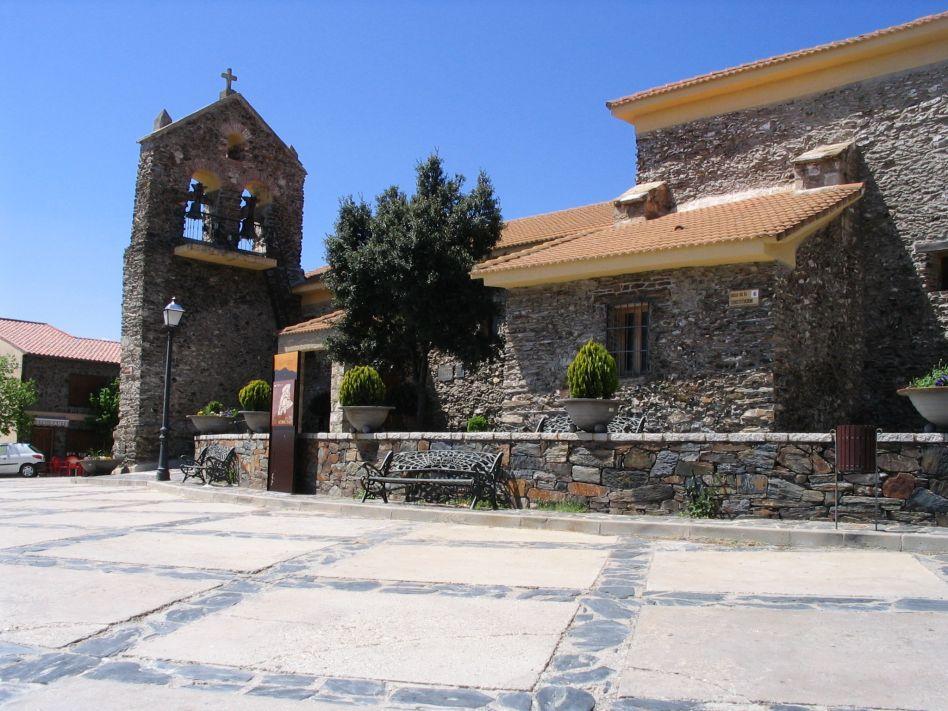 Camino Patones-El Atazar