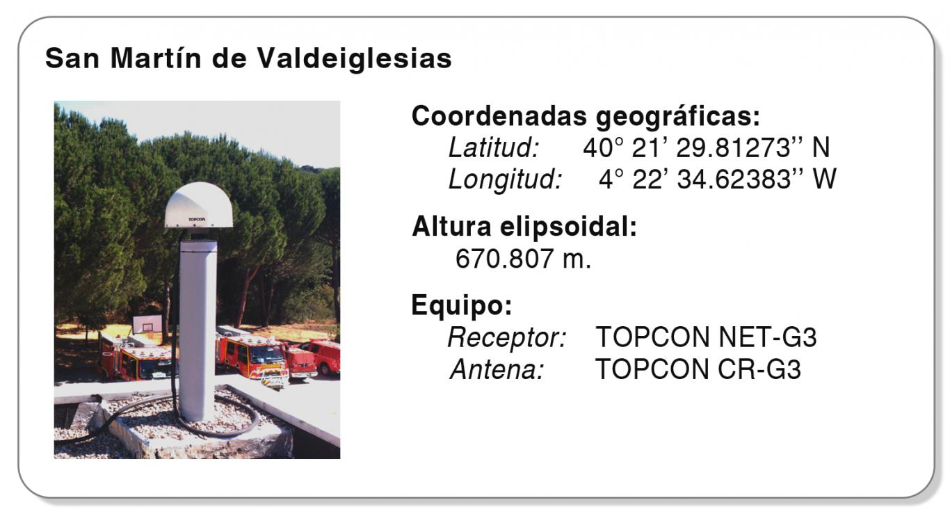 Antena San Martín de Valdeiglesias