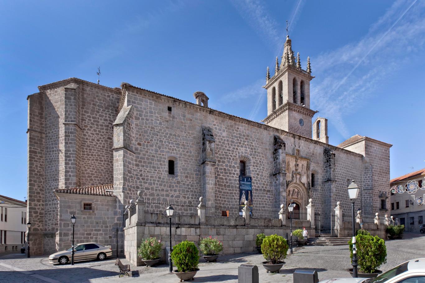 Iglesia de la Asunción de Nuestra Señora. Colmenar Viejo.