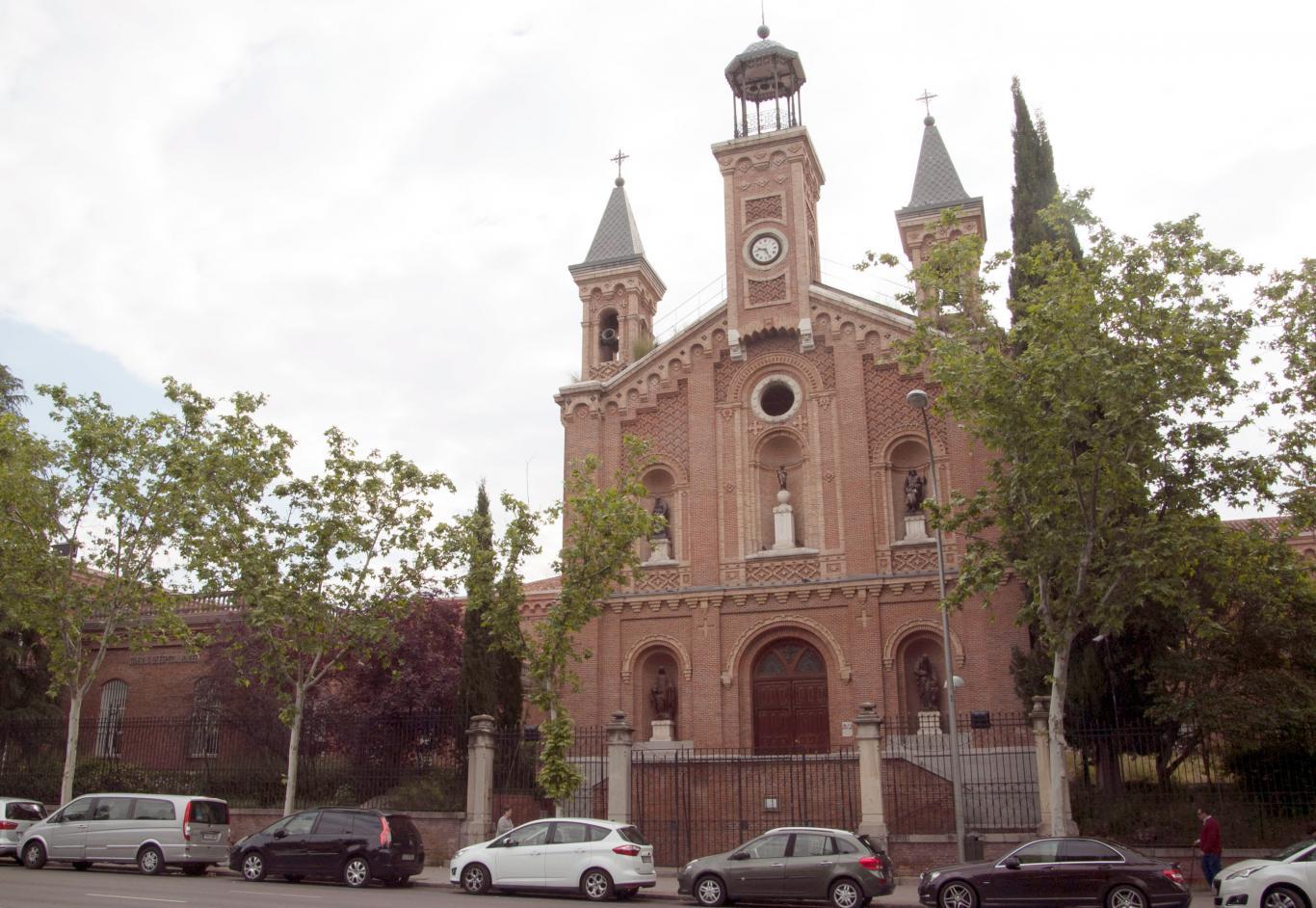 Hospital del Niño Jesús. Madrid