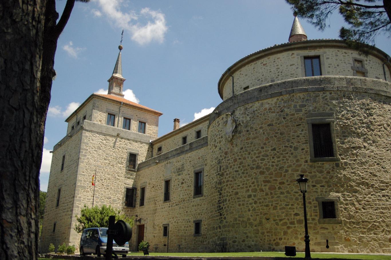 Castillo de Villaviciosa de Odón.