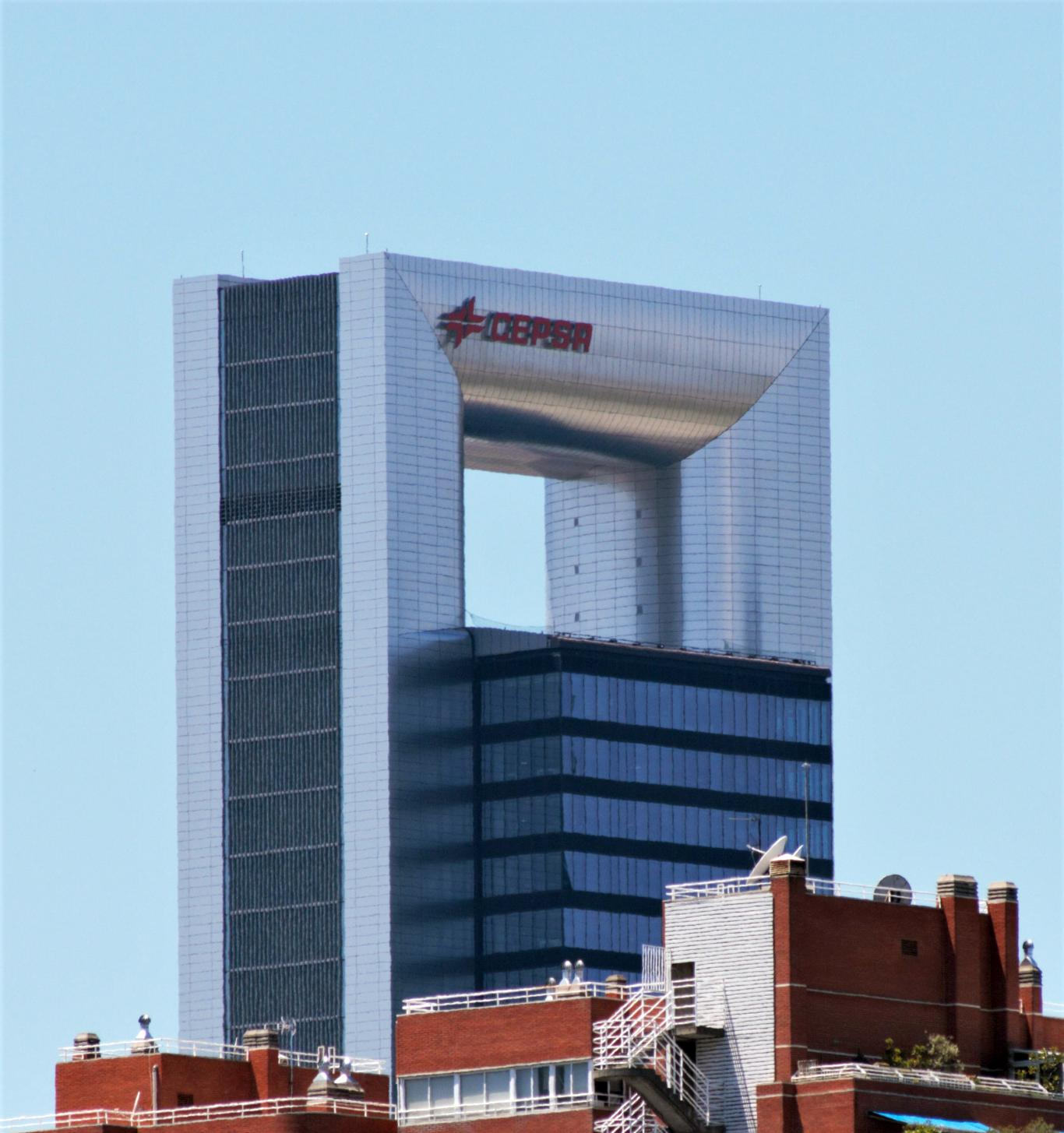 Edificio CEPSA. Madrid.