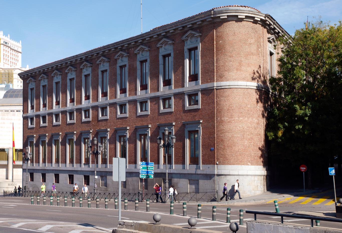 Palacio de Godoy. Madrid
