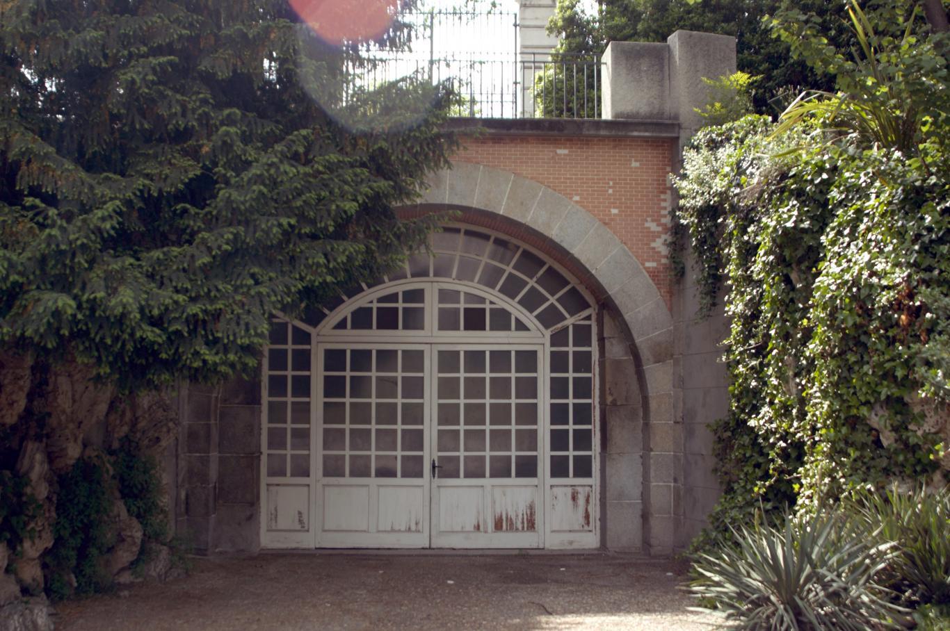Túnel de Bonaparte. Madrid