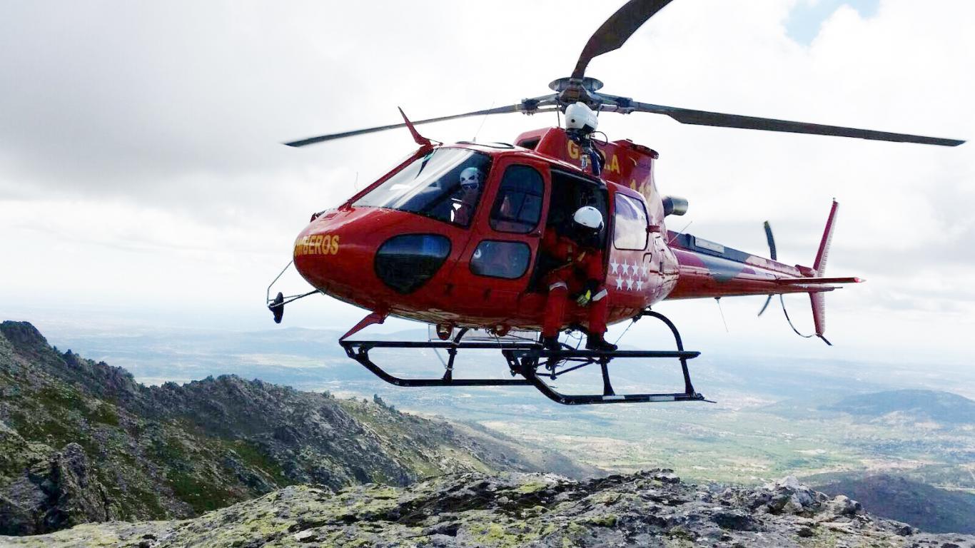 helicóptero gera
