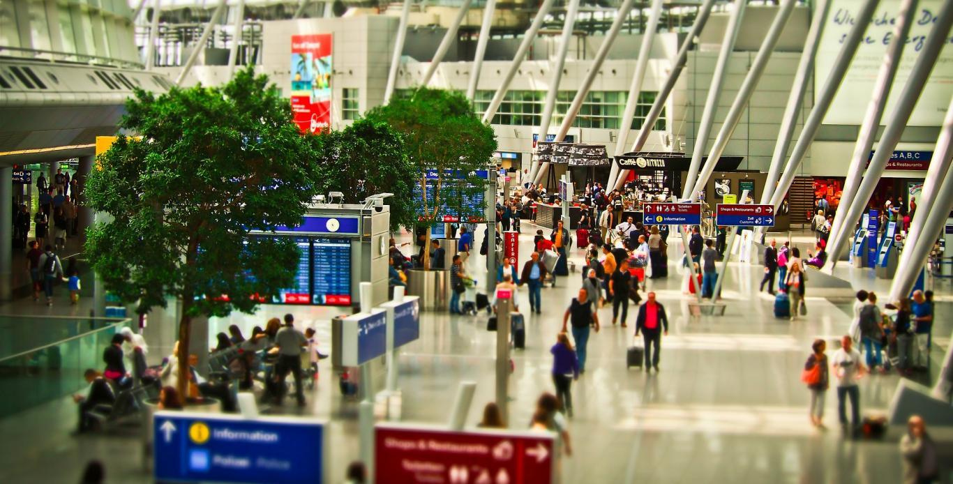 Aeropuerto esperas