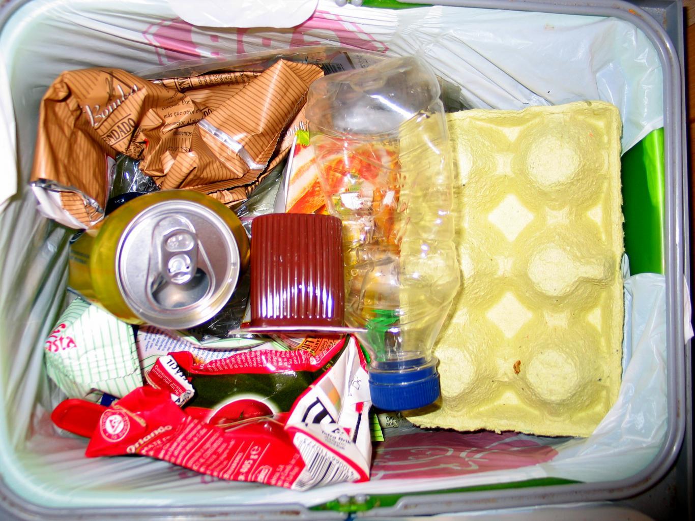 Indicadores ambientales - Residuos