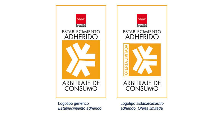 Logotipos de arbitraje de consumo